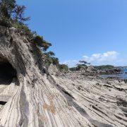 DJI Osmo Action で荒崎海岸を撮影してみました!